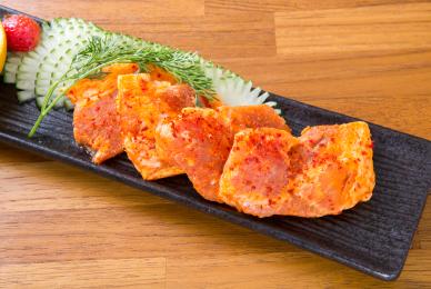 韓式辣燒豬-台中公益路燒烤吃到飽推薦