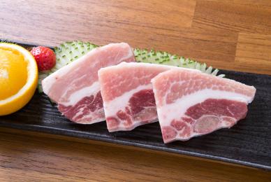 醬燒豚小排(台灣)-台中公益路燒烤吃到飽推薦